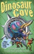 Cover-Bild zu Dinosaur Cove: Charge of the Three Horned Monster (eBook) von Stone, Rex