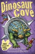 Cover-Bild zu Dinosaur Cove: March of the Armoured Beasts (eBook) von Stone, Rex