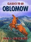 Cover-Bild zu Oblomow (eBook) von Gontscharow, Iwan A.
