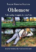 Cover-Bild zu Oblomow von Iwan Gontscharow