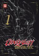 Cover-Bild zu Shiono, Etorouji: Übel Blatt: Drivaltec (3-in-1-Edition) - Band 1