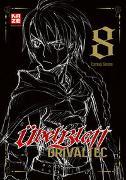 Cover-Bild zu Shiono, Etorouji: Übel Blatt: Drivaltec (3-in-1-Edition) - Band 8 (Finale)