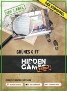 Cover-Bild zu Krimi-Spielebox: Hidden Games Tatort - Grünes Gift (Fall 3) von Hidden Games