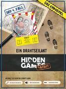 Cover-Bild zu Krimi-Spielebox: Hidden Games Tatort - Ein Drahtseilakt (Fall 4) von Hidden Games