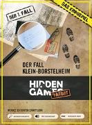 Cover-Bild zu Krimi-Spielebox: Hidden Games Tatort - Der Fall Klein-Borstelheim (Fall 1) von Hidden Games
