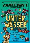Cover-Bild zu Minecraft Erste Leseabenteuer - Unter Wasser von Eliopulos, Nick