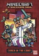 Cover-Bild zu Crack in the Code! (Minecraft Stonesword Saga #1) von Eliopulos, Nick