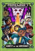Cover-Bild zu Ghast in the Machine! (Minecraft Woodsword Chronicles #4) von Eliopulos, Nick