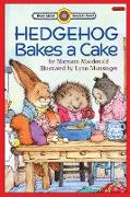 Cover-Bild zu Hedgehog Bakes a Cake: Level 2 von Macdonald, Maryann