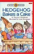 Cover-Bild zu Hedghog Bakes a Cake von MacDonald, Maryann