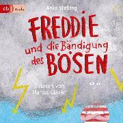 Cover-Bild zu Freddie und die Bändigung des Bösen (Audio Download) von Stelling, Anke