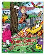 Cover-Bild zu GEOlino Wadenbeißer - Verzwickte Krimi-Comics zum Lesen & Mitraten Band 7 von Rometsch, Ina