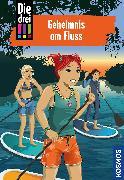 Cover-Bild zu Die drei !!!, 92, Geheimnis am Fluss von Vogel, Kirsten