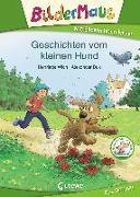 Cover-Bild zu Bildermaus - Geschichten vom kleinen Hund von Wich, Henriette