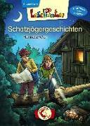 Cover-Bild zu Lesepiraten - Schatzjägergeschichten von Wich, Henriette