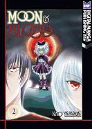 Cover-Bild zu Moon and Blood Volume 2 von Nao Yazawa