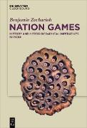 Cover-Bild zu Nation Games (eBook) von Zachariah, Benjamin