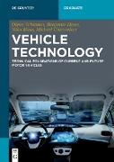Cover-Bild zu Vehicle Technology (eBook) von Schramm, Dieter
