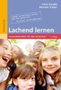 Cover-Bild zu Lachend lernen von Gaudo, Felix