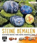Cover-Bild zu Steine bemalen von Kaiser, Marion
