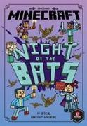Cover-Bild zu Minecraft: Night of the Bats (Woodsword Chronicles #2) von Eliopulos, Nick