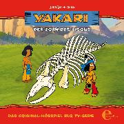 Cover-Bild zu Folge 19: Der Zorn des Bisons (Das Original-Hörspiel zur TV-Serie) (Audio Download) von Karallus, Thomas