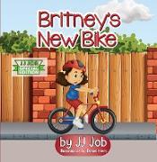 Cover-Bild zu Britney's New Bike (eBook) von Job, Jj