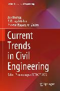 Cover-Bild zu Current Trends in Civil Engineering (eBook) von Nagarajan, Praveen (Hrsg.)