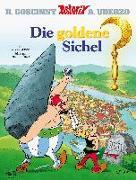 Cover-Bild zu Die goldene Sichel von Uderzo, Albert