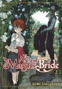 Cover-Bild zu Yamazaki, Kore: The Ancient Magus' Bride Vol. 2