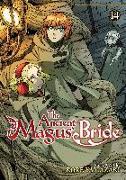 Cover-Bild zu Yamazaki, Kore: The Ancient Magus' Bride Vol. 14