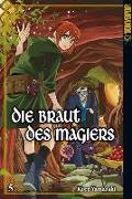 Cover-Bild zu Yamazaki, Kore: Die Braut des Magiers 05