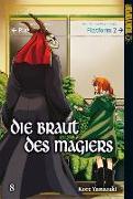 Cover-Bild zu Yamazaki, Kore: Die Braut des Magiers 08