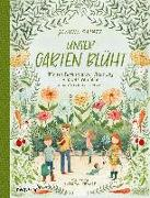 Cover-Bild zu Unser Garten blüht von Gaines, Joanna