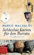 Cover-Bild zu Schlechte Karten für den Barista von Malvaldi, Marco