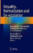Cover-Bild zu Empathy, Normalization and De-escalation (eBook) von Pasquini, Massimo (Hrsg.)