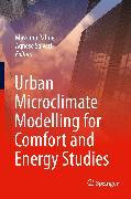Cover-Bild zu Urban Microclimate Modelling for Comfort and Energy Studies (eBook) von Salvati, Agnese (Hrsg.)