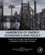 Cover-Bild zu Handbook of Energy Economics and Policy (eBook) von Rubino, Alessandro (Hrsg.)