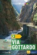 Cover-Bild zu Wanderland Schweiz Bd. 7 - Via Gottardo von Bolliger, Sabine