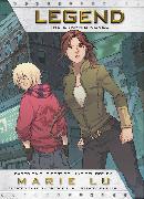 Cover-Bild zu Lu, Marie: Legend: The Graphic Novel