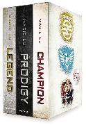 Cover-Bild zu Lu, Marie: Legend Trilogy Boxed Set