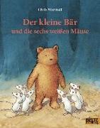 Cover-Bild zu Der kleine Bär und die sechs weißen Mäuse von Wormell, Chris