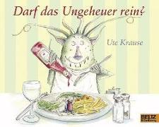 Cover-Bild zu Darf das Ungeheuer rein? von Krause, Ute