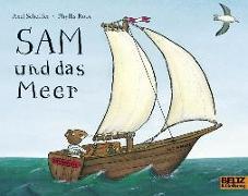 Cover-Bild zu Sam und das Meer von Scheffler, Axel