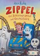Cover-Bild zu Zippel - Ein Schlossgespenst auf Geisterfahrt (eBook) von Rühle, Alex