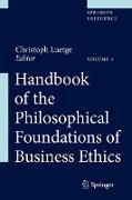 Cover-Bild zu Handbook of the Philosophical Foundations of Business Ethics. 2 Bände von Luetge, Christoph (Hrsg.)