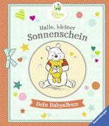 Cover-Bild zu Disney Baby: Hallo, kleiner Sonnenschein - Dein Babyalbum von The Walt Disney Company (Illustr.)