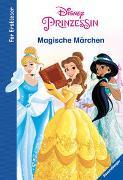 Cover-Bild zu Disney Prinzessin: Magische Märchen für Erstleser von Scheller, Anne