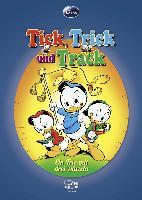 Cover-Bild zu Tick, Trick und Track - Ein Trio mit drei Bürzeln