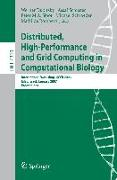 Cover-Bild zu Distributed, High-Performance and Grid Computing in Computational Biology von Dubitzky, Werner (Hrsg.)